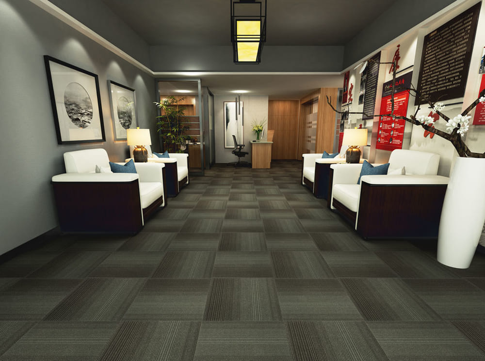 Thảm tấm ART S2 Grey