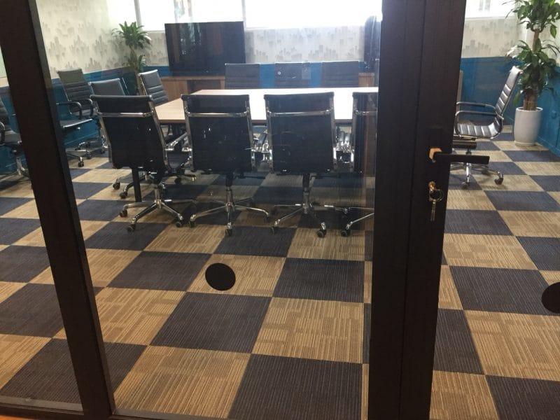 Thảm trải sàn văn phòng AS 318 & AS 312