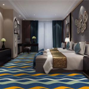 Thảm khách sạn DS80-6-Light-Blue