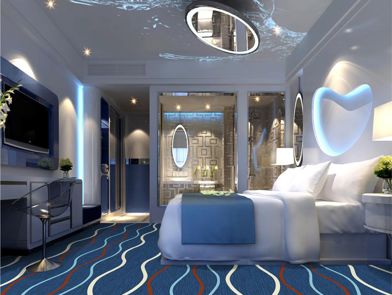 Thảm trải sàn DS80-6-Sea-Blue