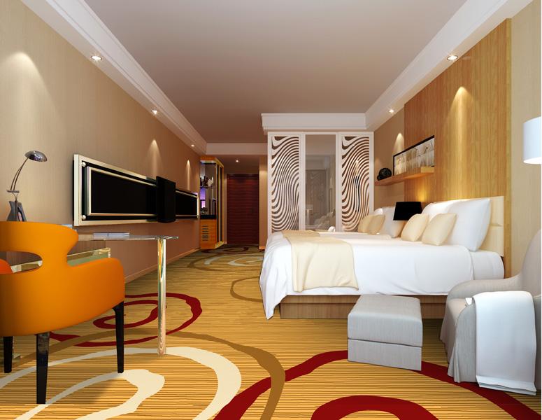Thảm khách sạn DS80-6-Yellow