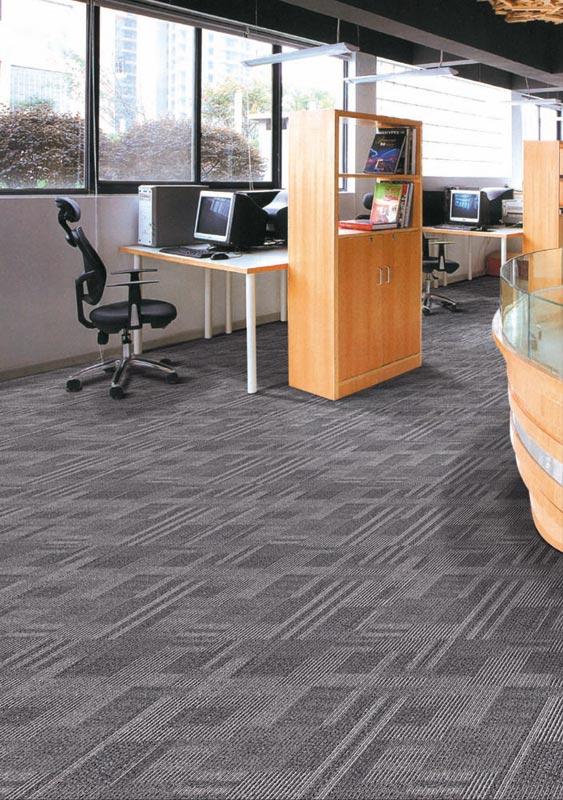 Thảm trải sàn GA6 - thảm trải sàn văn phòng dạng tấm