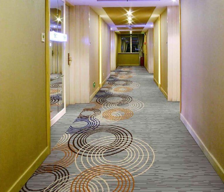 Thảm trải sàn khách sạn cao cấp