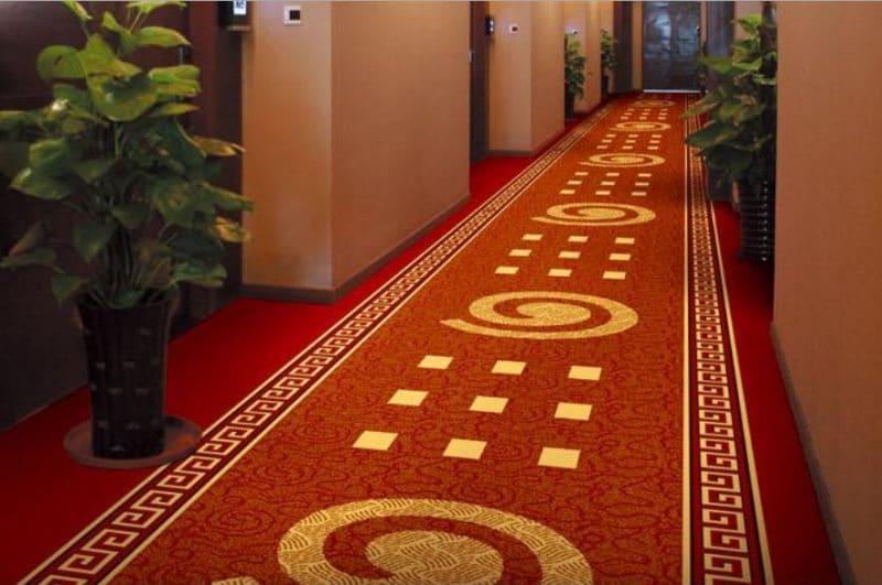 Thảm trải sàn khách sạn - Tiến Trường Carpet