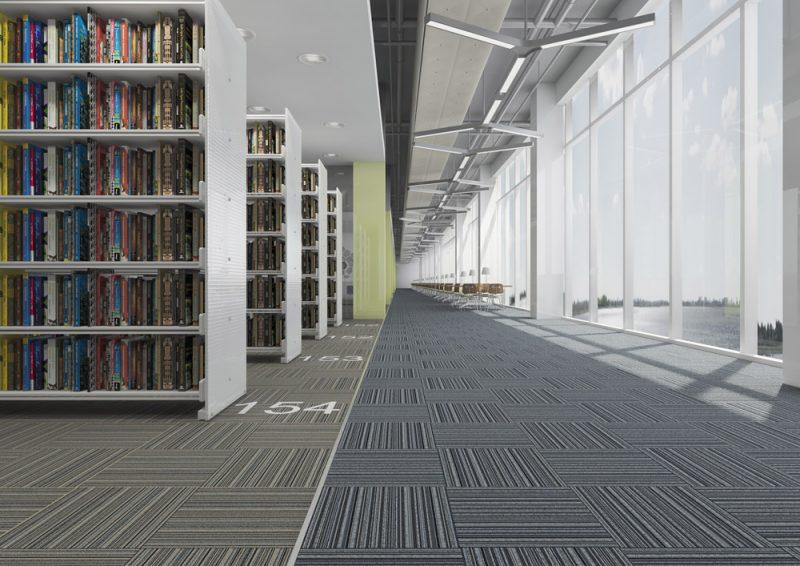 Cách lựa chọn màu thảm cho văn phòng