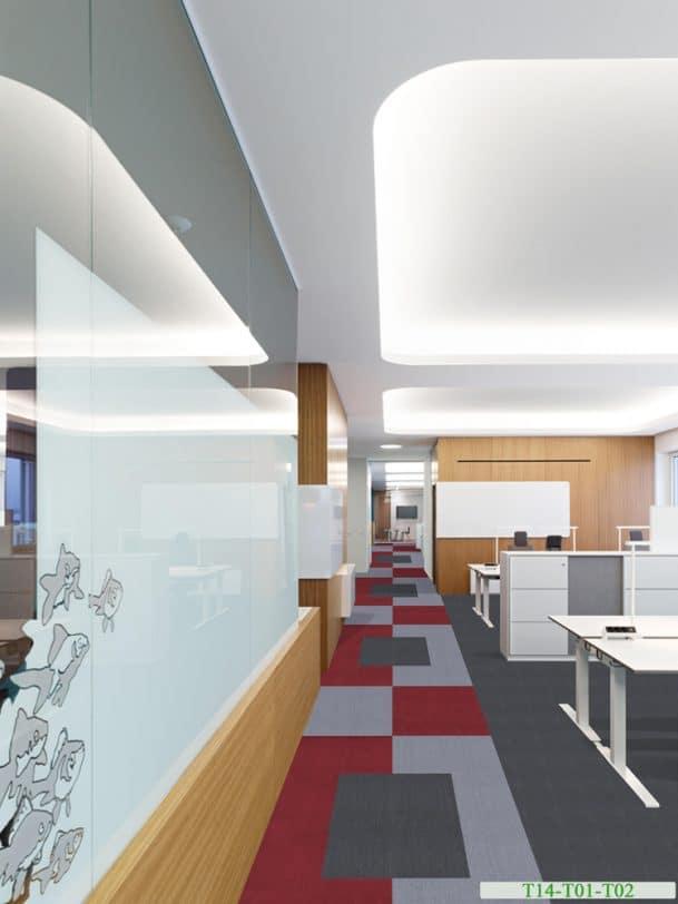 Thảm trải sàn văn phòng T01-T02-T14