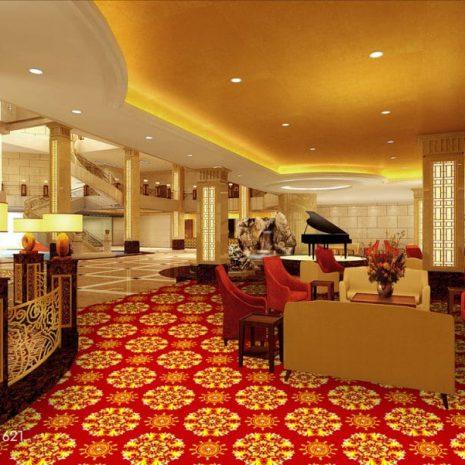 Thảm khách sạn wilton