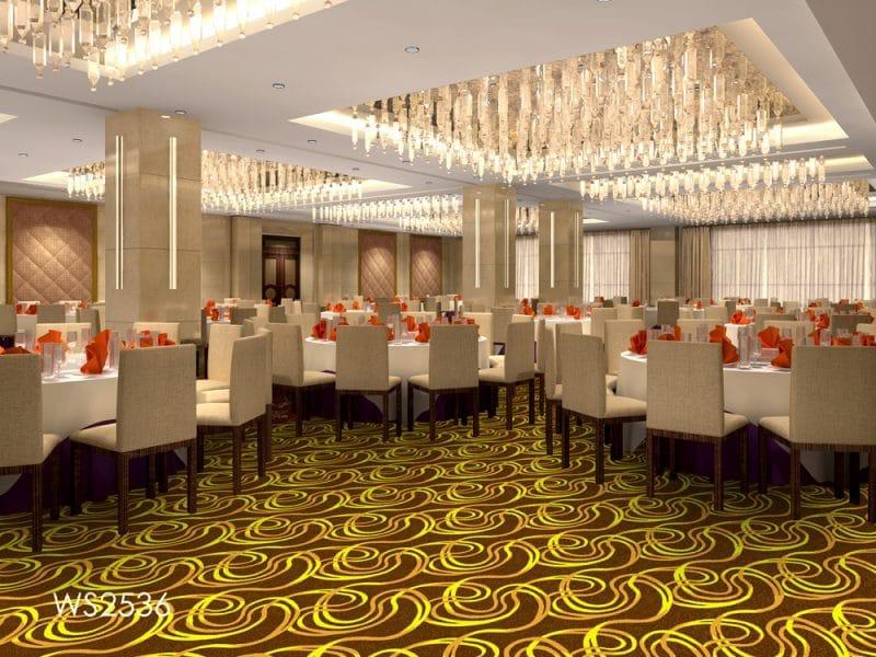 Thảm Khách Sạn WL-2536