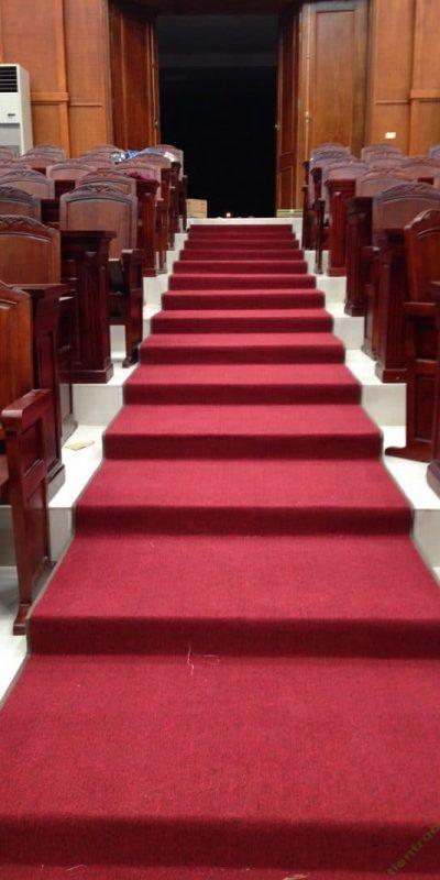 Thảm cuộn trải sàn
