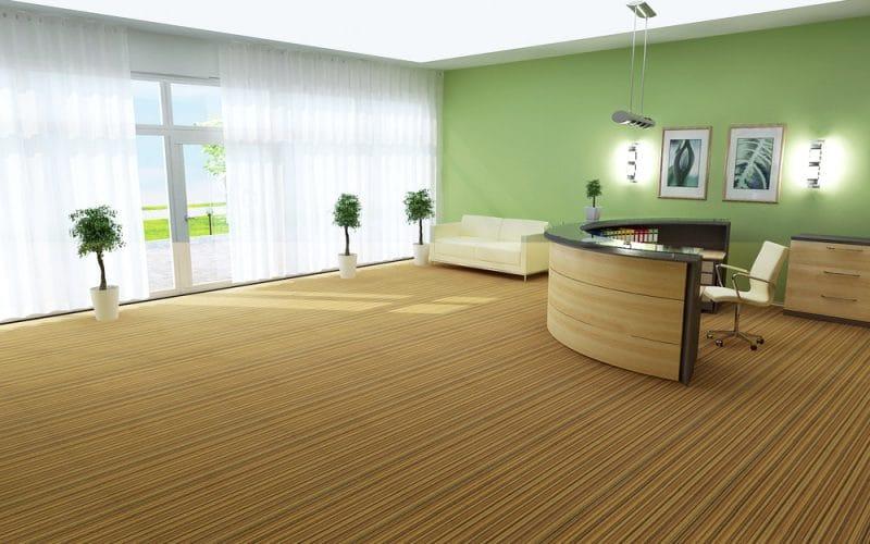 Cách chọn màu thảm trải phòng cho không gian làm việc Tin tức   Tham trai san