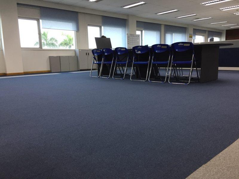 Thảm trải sàn văn phòng T1-01& T1-09