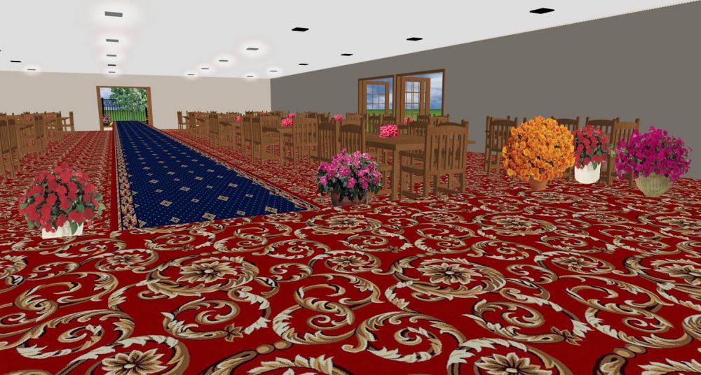 Thảm khách sạn Wl 2105