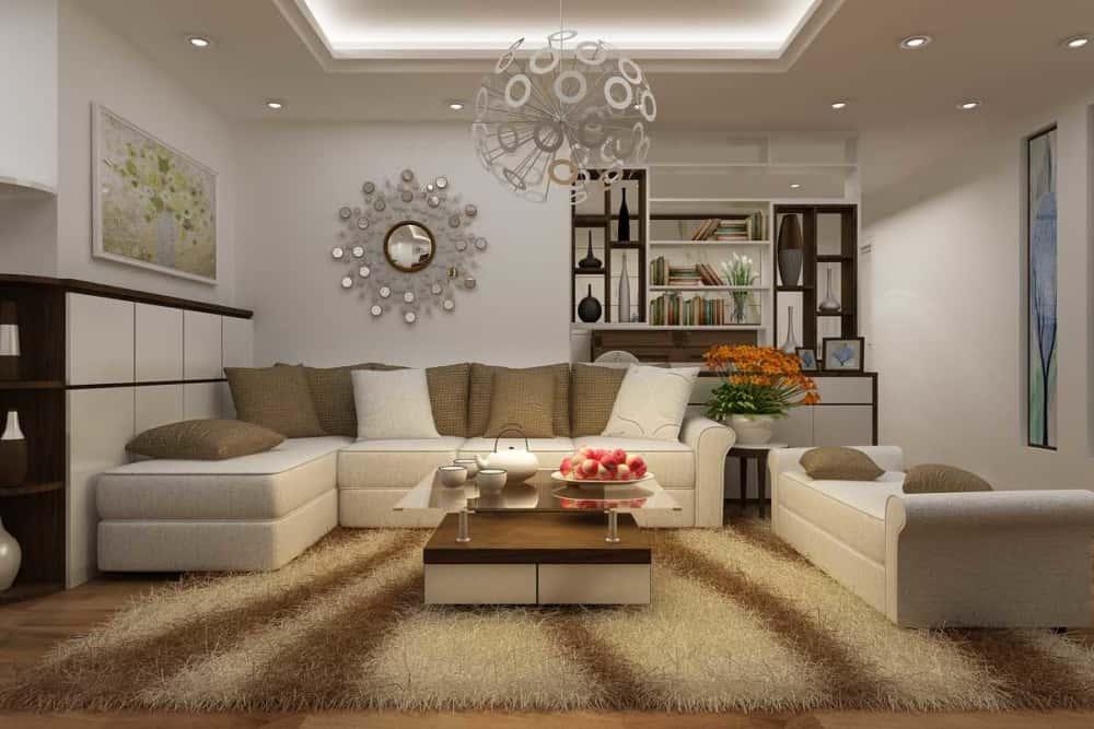 Thảm trải sàn mang đến cho không gian nhà bạn sự ấm áp Tin tức   Tham trai san