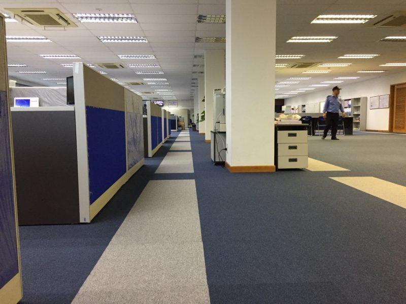 thảm trải sàn dạng tấm T1-01& T1-09
