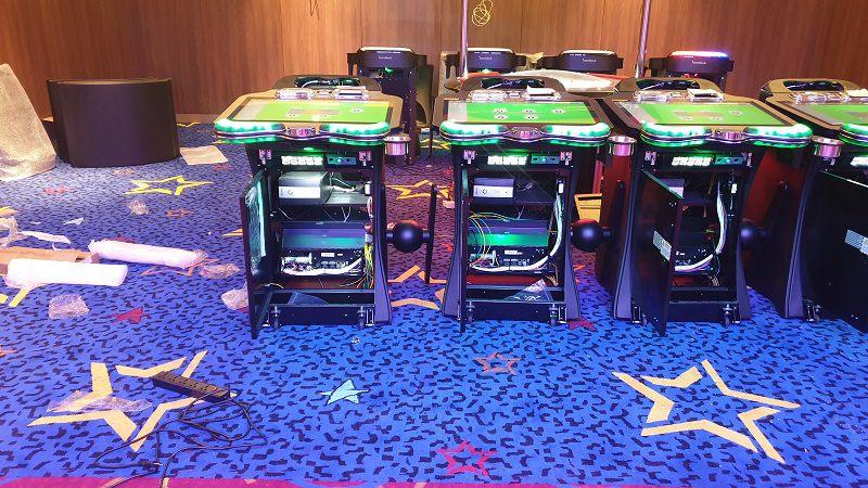 Thảm trải sàn Casino Vĩnh Yên