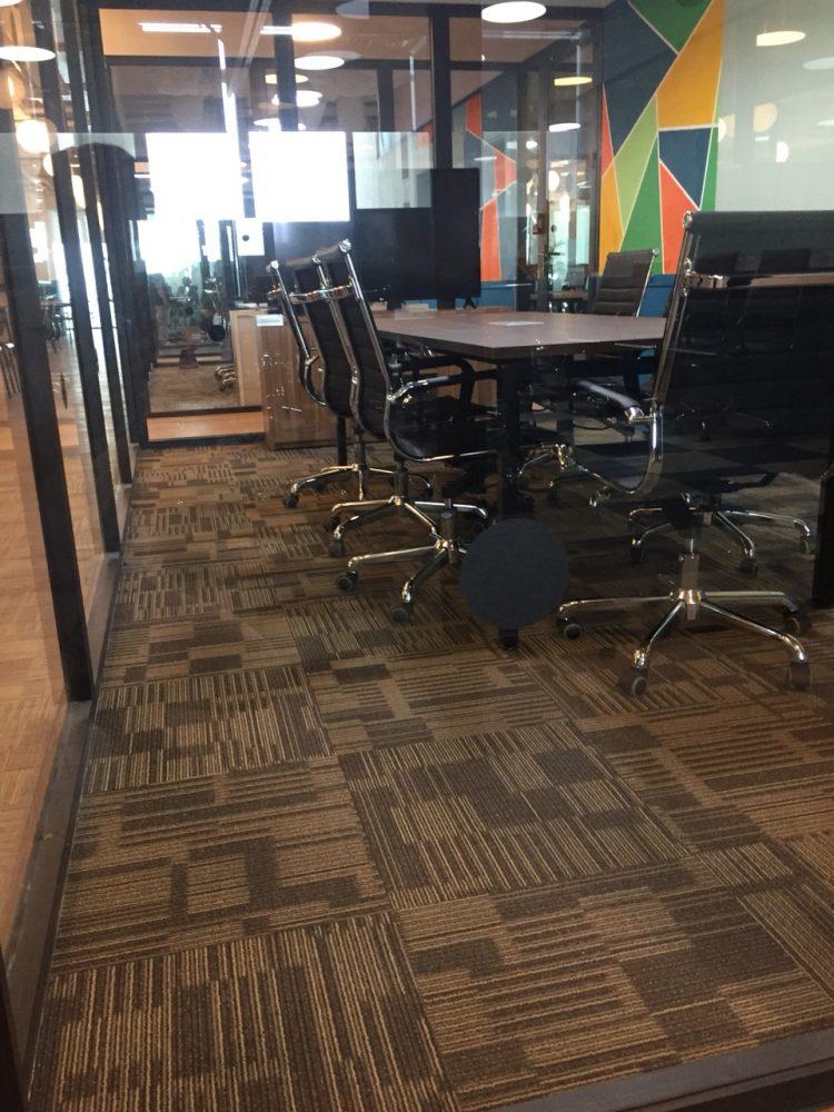 Thảm ttrải sàn văn phòng cogo AS 314