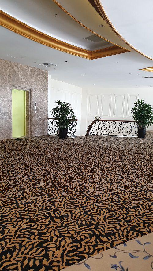 Thảm trải sàn khách sạn Sài Gòn - Hạ Long