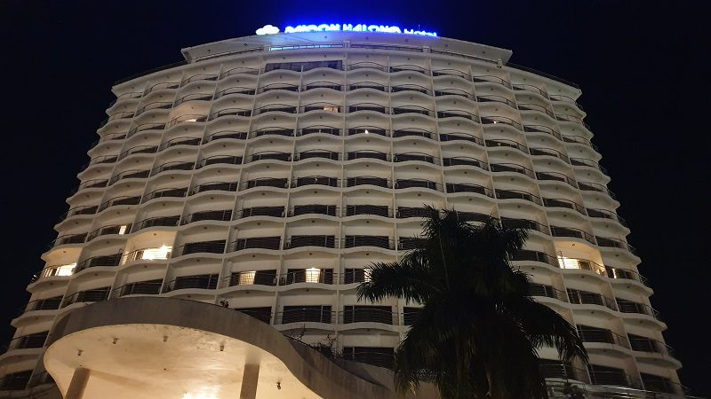 Khách sạn Sài Gòn - Hạ Long